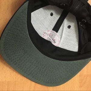 Nike Accessories - Vintage Nike Basketball Swoosh Snapback Hat